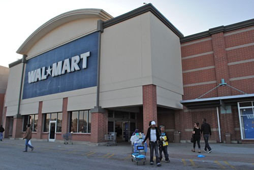 Severance WalMart: soon to be something fresh & exciting?